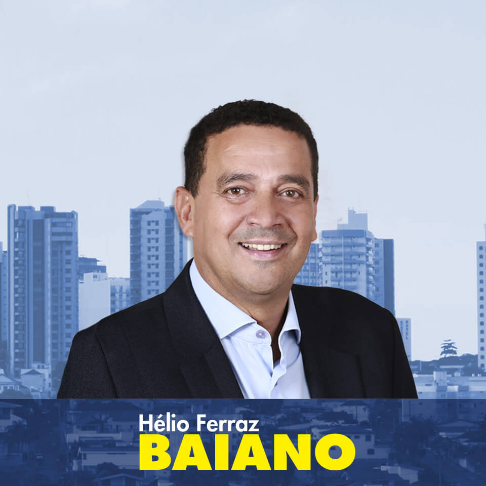 Hélio Ferraz Baiano